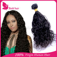 Wholesale 6A Grade Natural Wave 100% Unprocessed Pure Virgin isis natural hair