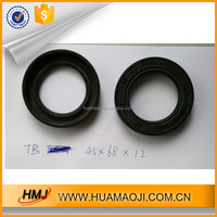 High quality TB type seal black NBR TB shaft oil seal size 42*53*9