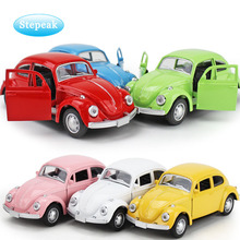 Mini Metal Model Car Toys for Pull Back Car Toy for kids