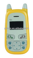 High quality small mini size low radiation long standby time mobile phone for kids