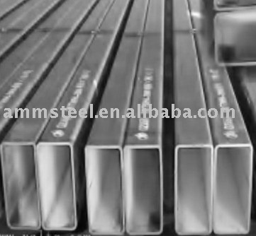 industry square seamless steel pipes/tubes for construction