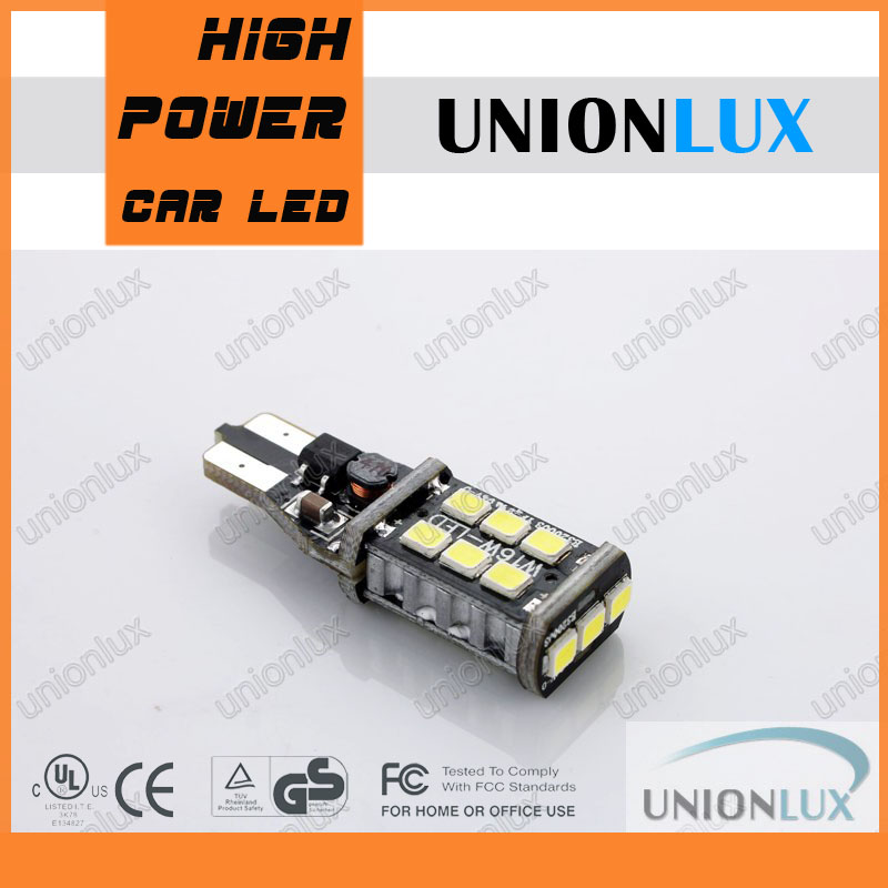15smd 3535 led tail light T15 921 high power auto 7.5W led back up light for car UX-15SMD-T15-3535