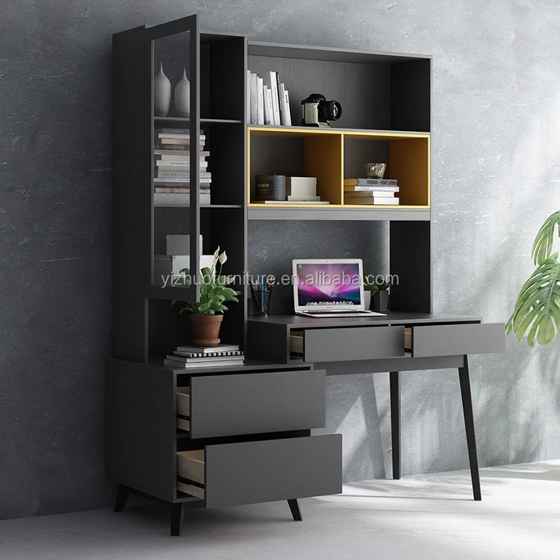 new design E1 grade mdf home office furniture laptop table computer desk
