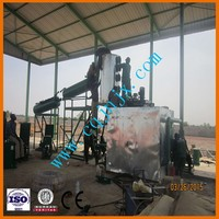 High Quality JNC-3 Black Oil Recovery Factory Through Catalytic Distillation