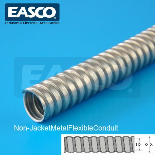 EASCO Steel Flexible Cable Conduit