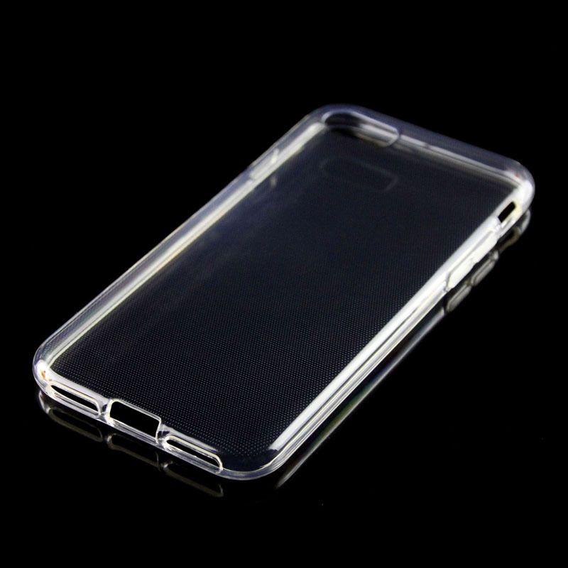 Smartphone Cover Flexible Rubber Transparent TPU 0.3MM Case for iPhone 7
