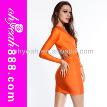 High elastic sexy bodycon tight dress big ass tight evening dress