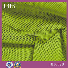 prismatic polyester elastic mesh fabric for garment