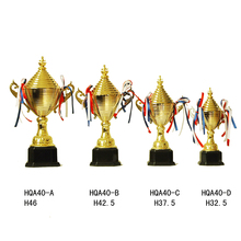Wholesale Gold Football Trophy / Metal Trophy Cup / Sport Trophies