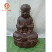 Large Resin Sitting Peaceful Buddha Statue