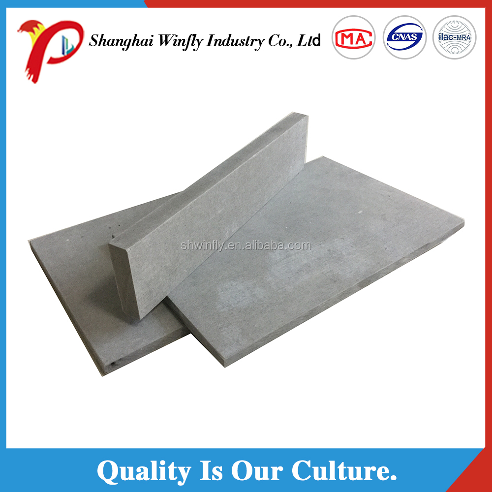 Wall Cladding Fireproof Cement Fiber Board Exterior, Fibre Cement Board