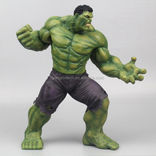 The Hulk ( comics ) clay sculpture,art clay sculpture,resin sculpture products