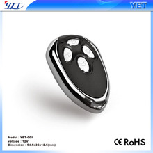 Learning code ev1527 4 buttons 315 / 433.92mhz universal rf wireless garage door Remote Control