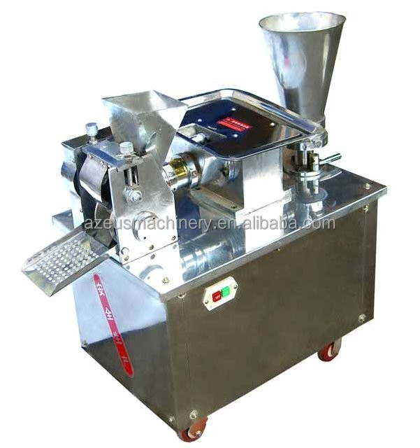 Chinese automatic dumpling machine / empanada machine / samosa machine for sale