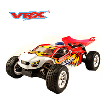 VRX Racing band 1/10 scale 4WD electric bulldog rc model car, brushless truggy made in china