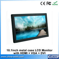 10 inch small size hdmi lcd monitor