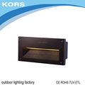 bronze color deck lights automatic led stair lighting exterior stair lighting products for square