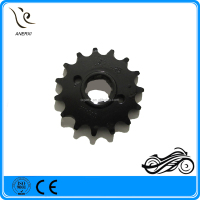 Motorcycle Qianjiang Front Sprocket 15T For Accessories Motorcycle