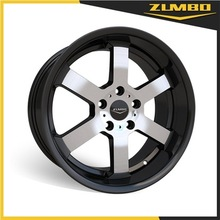ZUMBO S0059 Spoked Tornado Aluminum Hub scooter alloy wheel rim 2017 alloy wheels for sale new design car