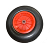wheelbarrow wheels /wheel tire 4.10/3.50-4/Yellow Tires and Red wheel wheelbarrow 4.00-8