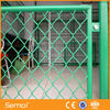 Hot Dipped&Electric Galvanized Chain Link Fence, Chain Link Wire Mesh Manufacture&Supplier
