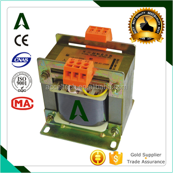 single phase dry type small copper coil control transformer 110v 380v 24v 12v customized