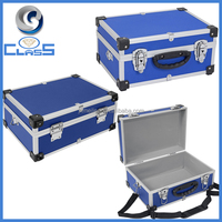 China made suitcase custom beauty aluminum men briefcase for business