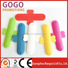 Silicone Mobile Phone Holder/ Slap Rubber Cellphone Stand/rubber phone holder ,touch you plastic cell phone stand