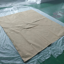 good quality 80g beige agriculture PP spunbond nonwoven fabric frost protection biodegradable fruit tree bag