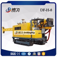 Deep diamond core drill machine, mining drilling rig for sale