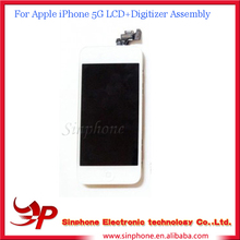 Mobile phone accessories LCD For Iphone 5 5G Screen Replacement LCD Display Touch digitizer Assembly