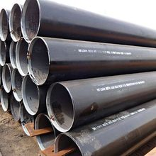 ASTM A53 erw welded round steel pipe welding Mild black pipe carbon steel pipe manufacturer for building