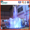 Swing fountain color garden outdoor changing water fountain