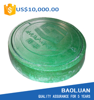 BAOLUAN Concrete well cover / outdoor drain cover