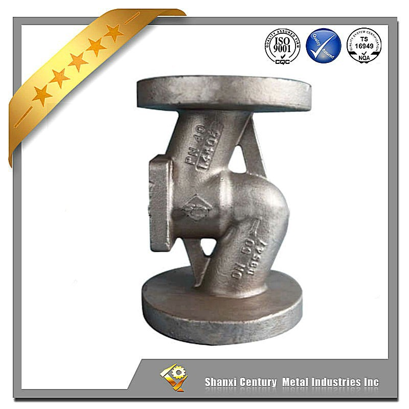 OEM Castings foundry for valve body gray iron castings