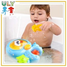 Baby octopus bath toy funny bath octopus toys plastic tomy octopals bath toy