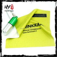 High Quality textile for sunglasses/microfiber jewelry polishing cloth/cleaning cloth