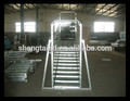 agricultural equipment mobile cattle ramp