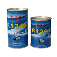 Refrigeration Lubricant R134a N.DS-Oil 8 refrigeration oil