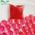 2018 Red Color Water Beads Crystal Soil Growing Orbeez