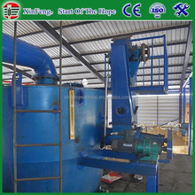 30TPD full continuous soybean oil refinery plant