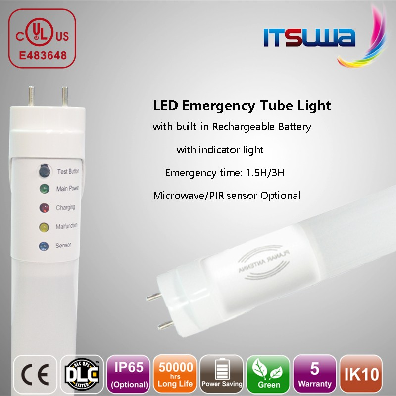 Professional led tube manufacture 18w 4 feet led circular replacement tube CE and RoHs approved