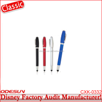 Disney Universal NBCU FAMA BSCI GSV Carrefour Factory Audit Manufacturer Light Ball Point Pen Video Camera
