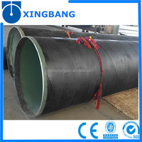 epoxy coal bitumen coating anti-corrosive steel pipe for oil and gas delivery