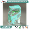 transparent plastic packaging pvc boxes for nursing bottle packaging