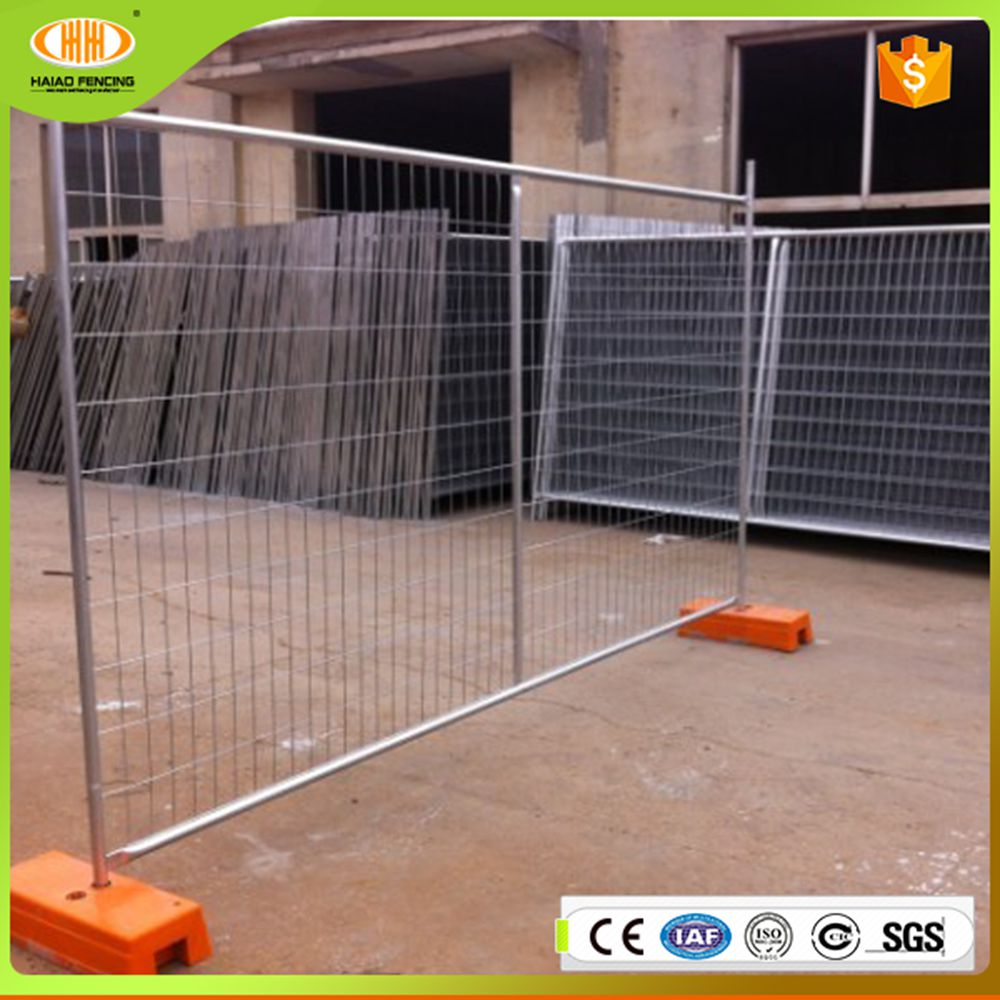 2.4x2.1m galvanized steel oval bars/rails australia temporary fence cattle panels for cattle yard