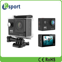 Factory price H9 WIFI Action Camera 4K sport camera 12MP, 4K sports DV, 2.0 inch screen