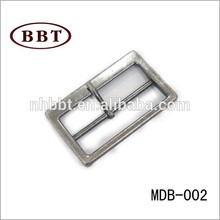 Wholesale top quality 35mm single pin belt buckles