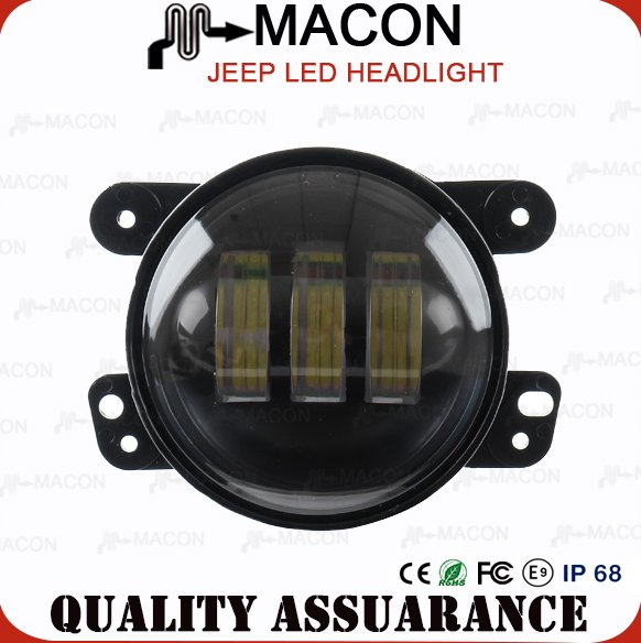 Off Road Jeep Driving Light Car 30w replacement of jeep led headlight