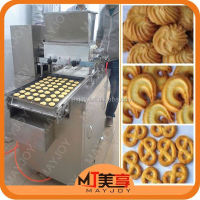 With many kinds of moulds cookie production machine line for attractive appearance
